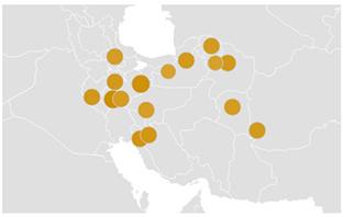 قالیباف-بررسی تغییر روند جستجوی نام کاندیداهای ریاست