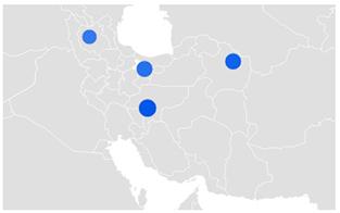 میرسلیم-بررسی تغییر روند جستجوی نام نامزدهای ریاست جمهوری