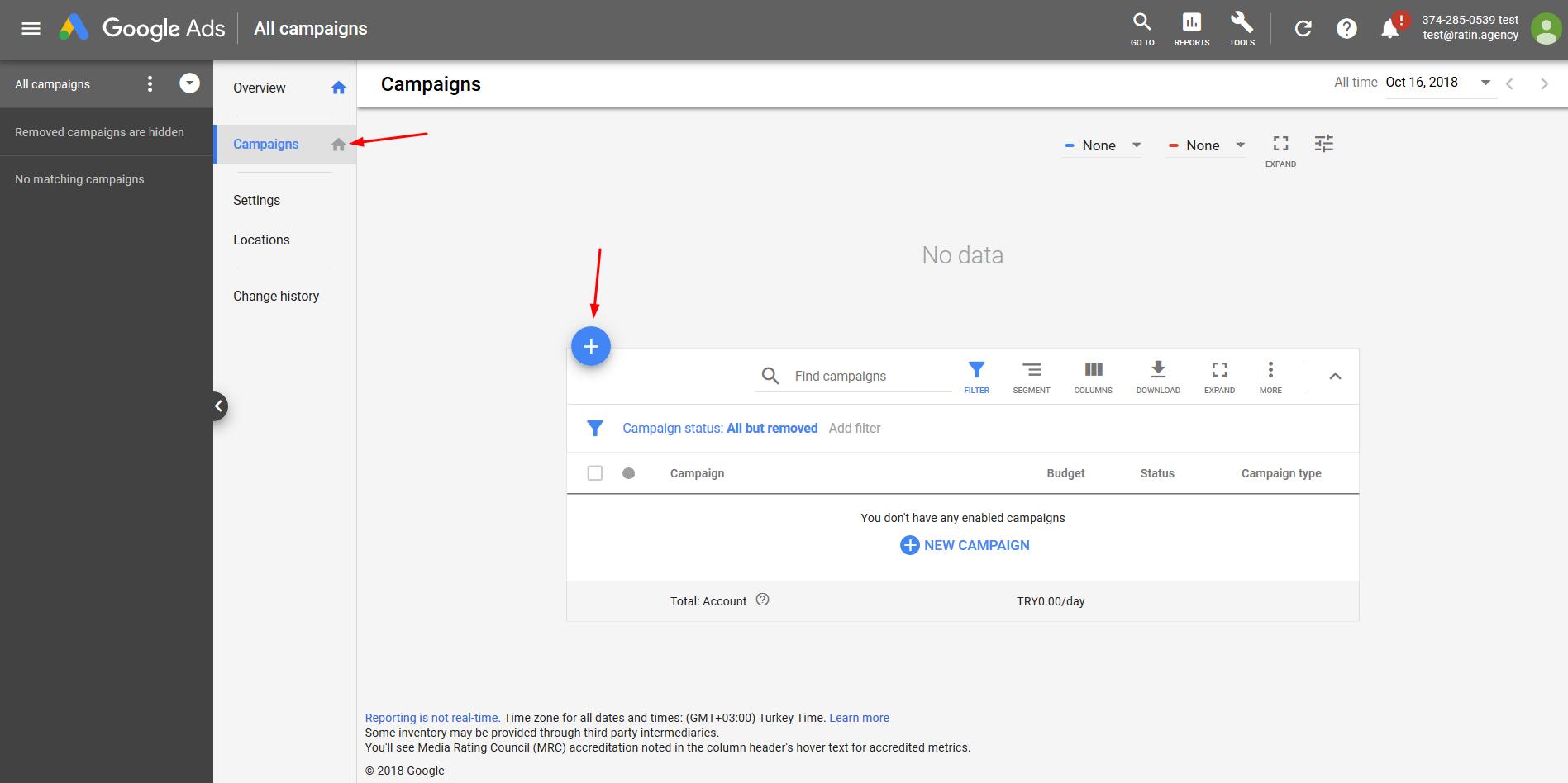 راه اندازی کمپین گوگل ادوردز در چند گام