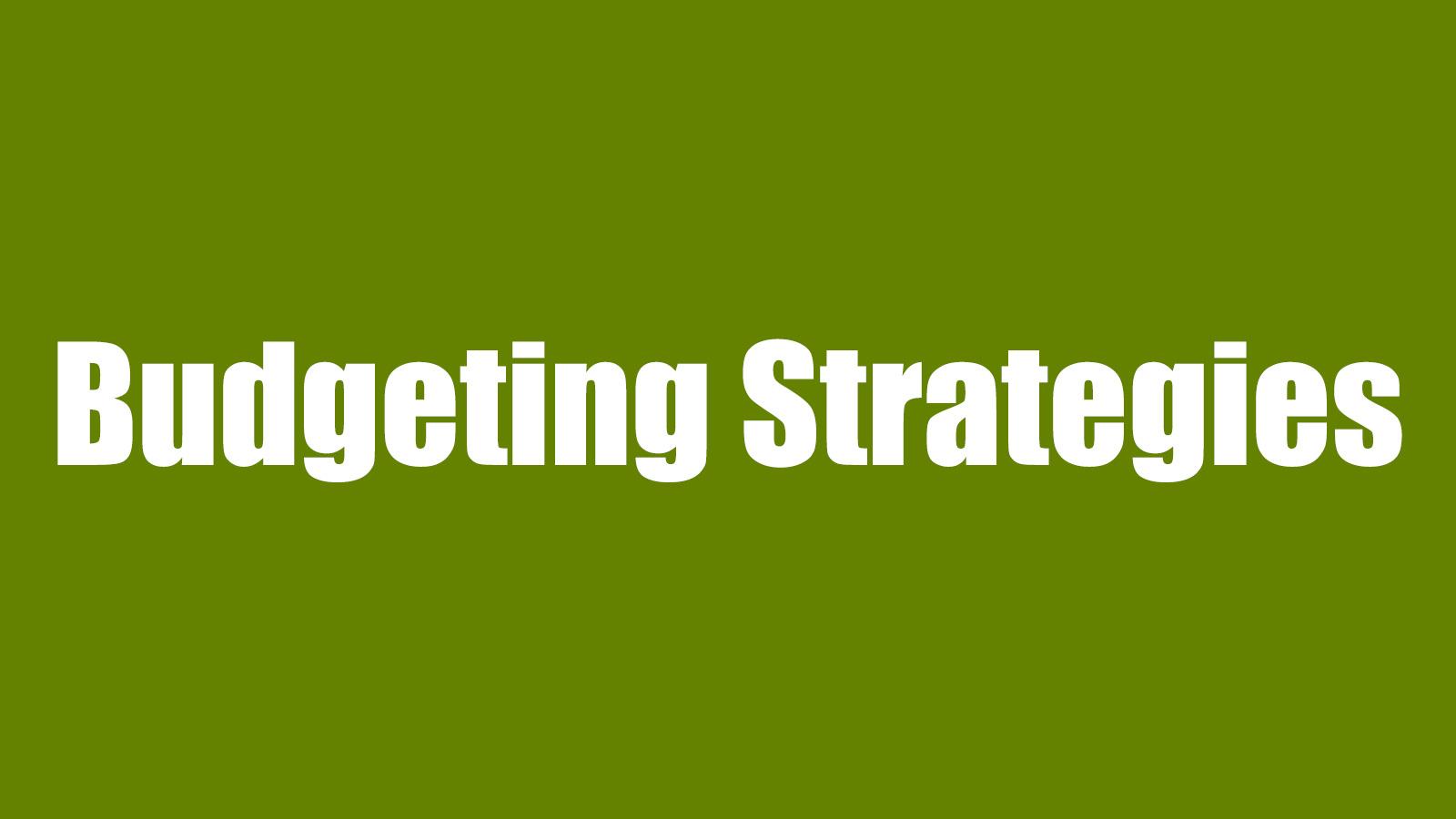 استراتژی های تعیین بودجه در تبلیغات