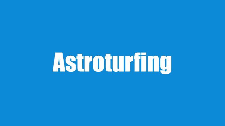 آستروتورفینگ چیست