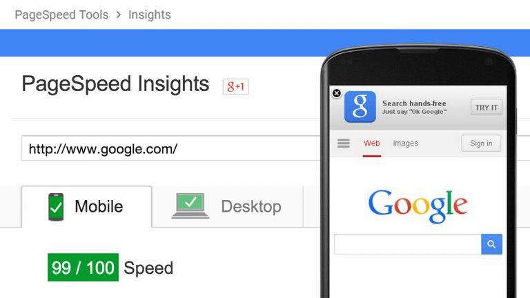چطور با استفاده از ابزار Page Speed Tool گوگل به امتیاز 100 از 100 برسیم