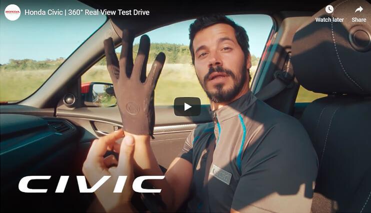ویدیو ۳۶۰ درجه تست خودرو