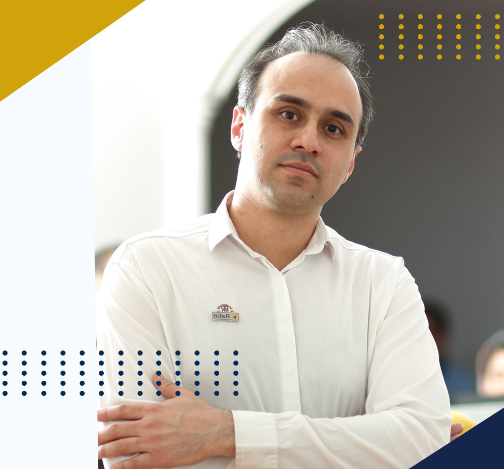 سیدعلی علیزاده مدیرعامل آژانس